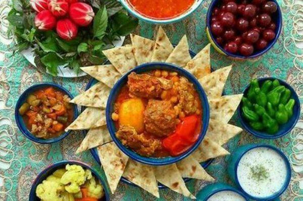 نوبت وعده های غذایی در تغذیه شیعی