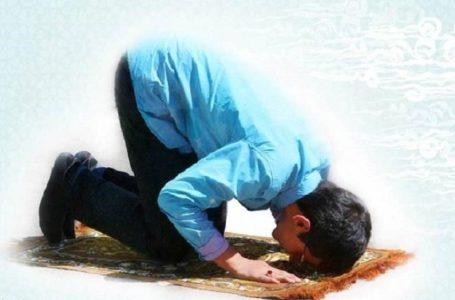 تأکید امام عصر (عج) به نماز اول وقت!!