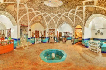 آداب حمام در طب اسلامی