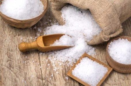 نمک دریا و موارد مصرف آن