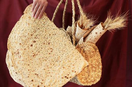 طرز تهیه نان سبوسدار خانگی